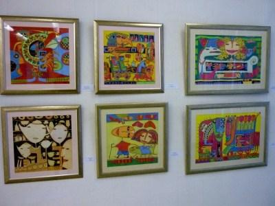 Выставка нижнекамских художников