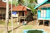 Дома в деревне