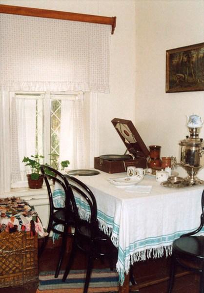 Мемориальный музей Бориса Пастернака