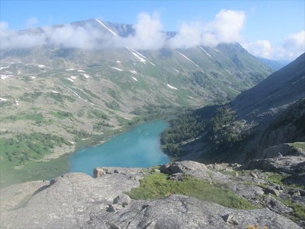 Крепкое озеро