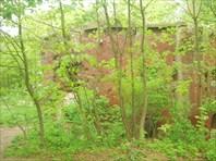 Старый форт на холме