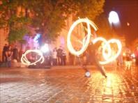 Огонь и вода, танец и дождь
