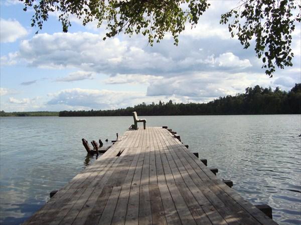 озеро санхр