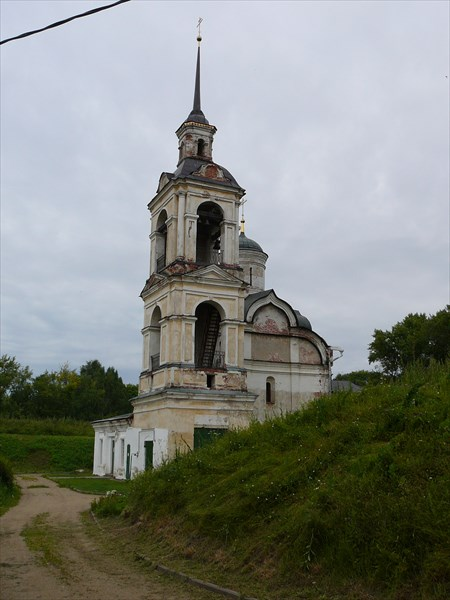 Церковь Вознесения над гробом Исидора Ростовского, 1566 год