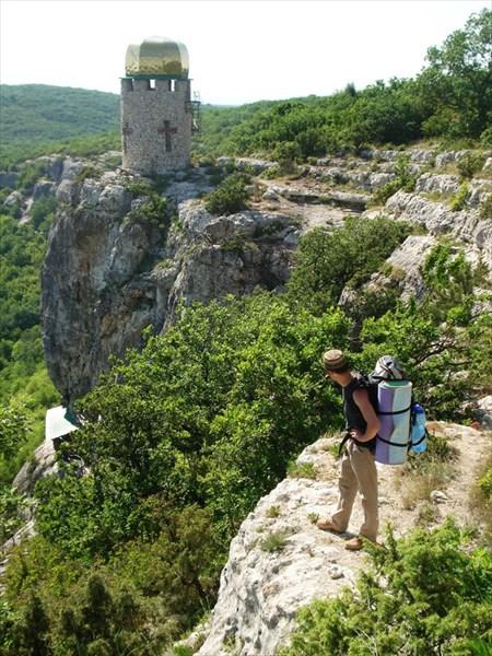 Монастырь Шулдан был резиденцией Готского митрополита